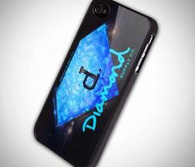 Great Diamond Supply Co - iPhone 4 Case, iPhone 4s Case and iPhone 5 case Hard Plastic Case